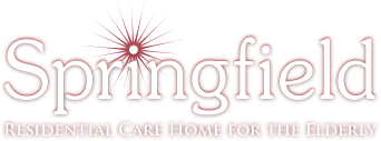 Springfield residential care home for the elderly homepage